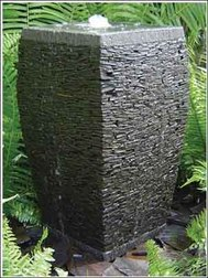 Welcome To Pebble Pot Fountain Hand Crafted Stone Urns